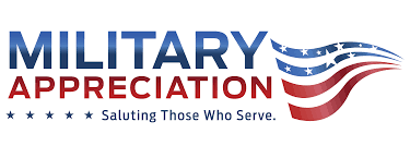 Military Appreciation Banner - Tier One Property Management