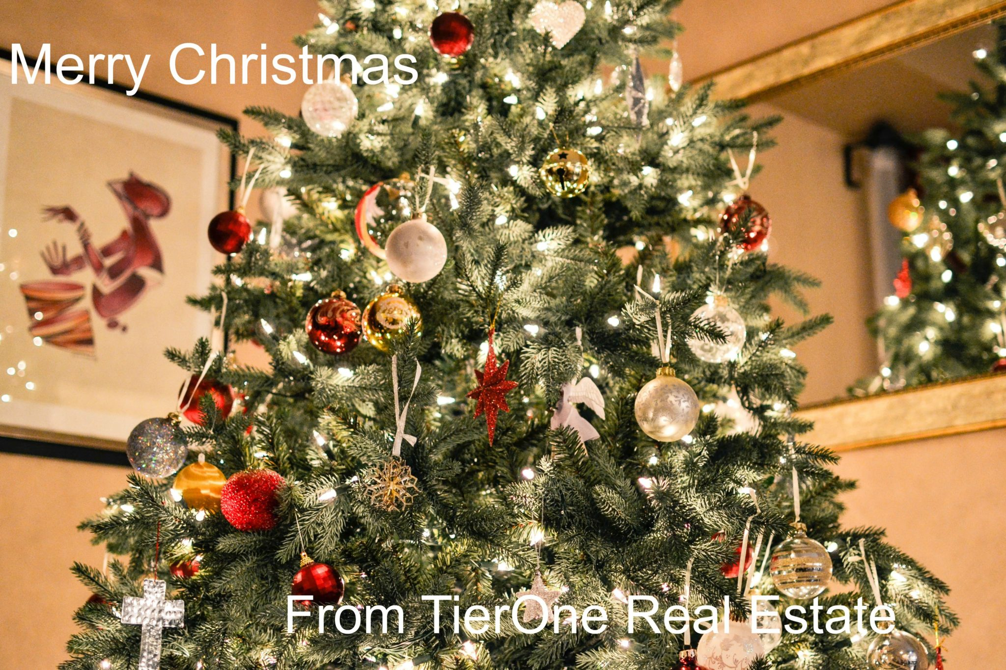 Merry Christmas from TierOne Real Estate